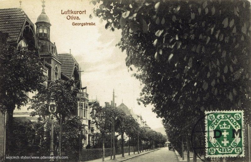 Georgstraße - ul. Obrońców Westerplatte