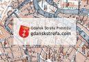 """Gdański spis ulic niemiecko – polski """"1-9"""""""