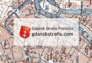 """Gdański spis ulic niemiecko – polski """"P"""""""