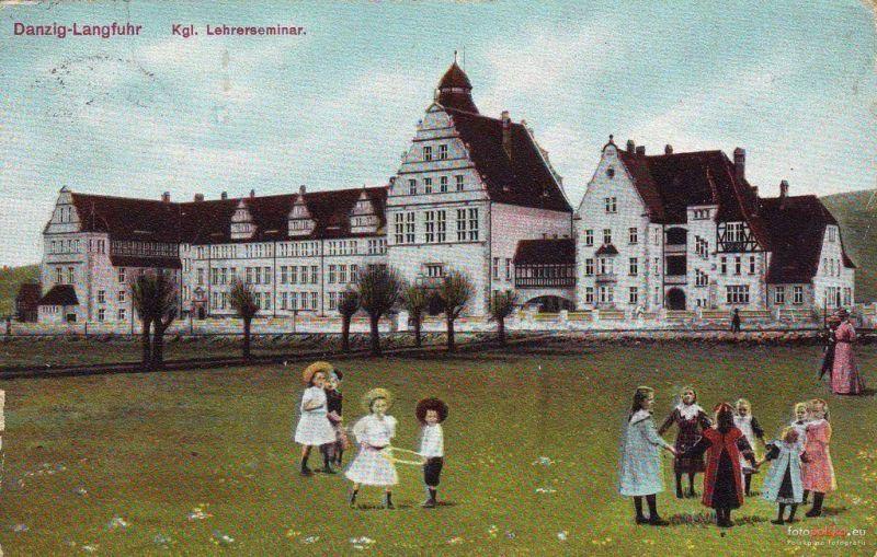 seminarium 1912 rok