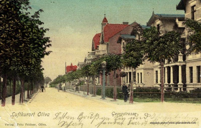 ulica Obrońców Westerplatte