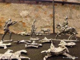 Zabawki dziecięce z wykopalisk na Targu Siennym