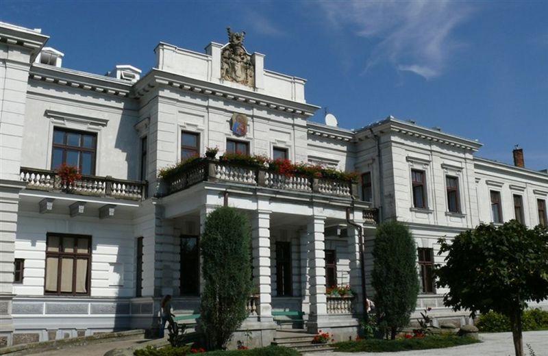 Pałac w Szymanowie, auto zdjęcia nieznany