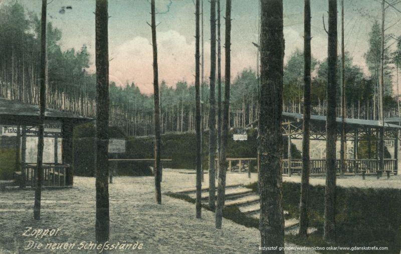 strzelnica w 1908