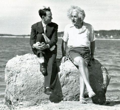 Rothman i Einstein, domena publiczna
