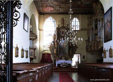 kościół Bożego Ciała w Gdańsku