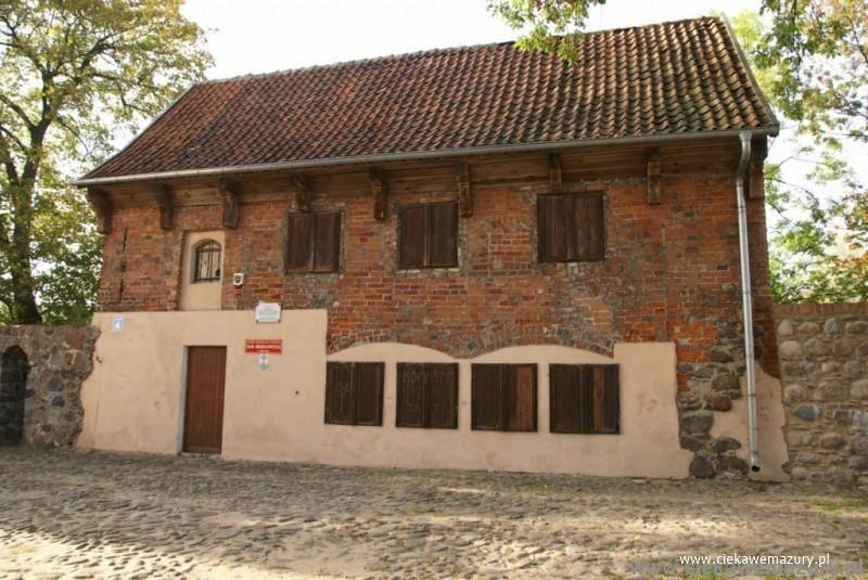 Olsztynek - muzeum - Dom Mrongowiusza