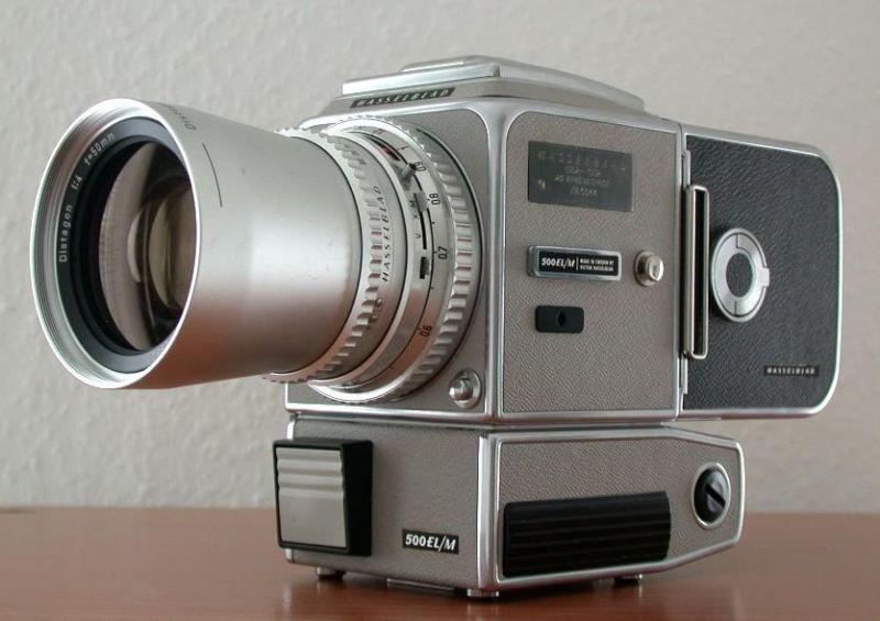 Kamera Hasselblad uzywana w programie Apollo