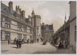 Hotel Cluny - Philippe Benoist, 1861