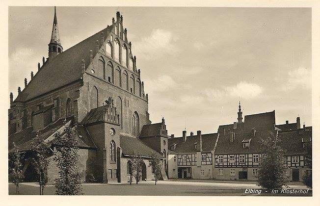 kościół Najświętszej Marii Panny w Elblągu