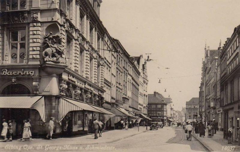 róg Kowalskiej i Starego Rynku