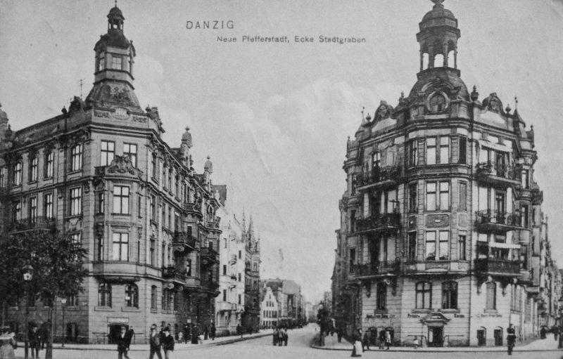 Korzenna, 1910