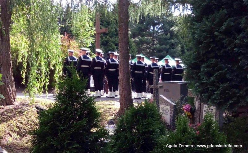 Oddział reprezentacyjny Marynarki Wojennej - fot. Agata Żemetro