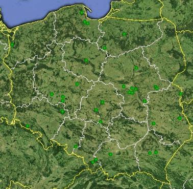 Stacje Polskiej Sieci Bolidowej
