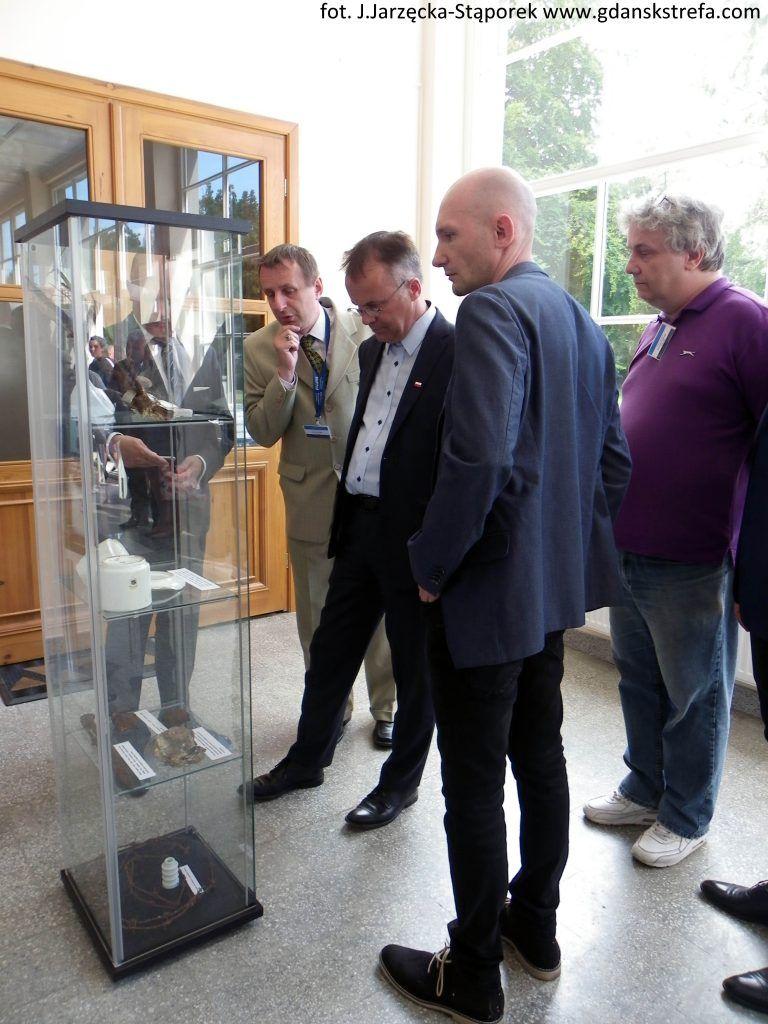 Otwarcie wystawy w Muzeum Stutthof