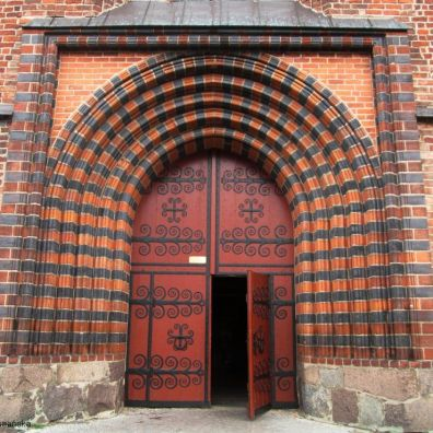 portal główny, zachodni