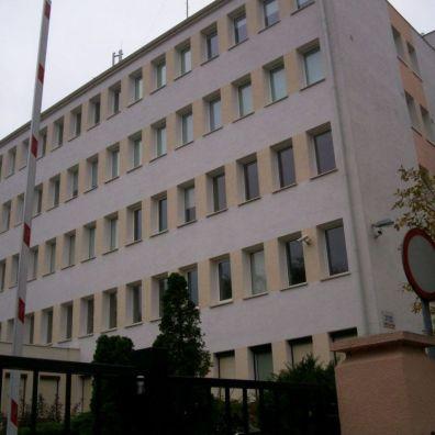 Wojewódzkie Centrum Onkologii, z archiwum autorki