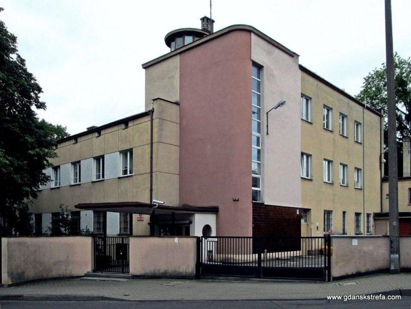 Budynek firmy Polskarob