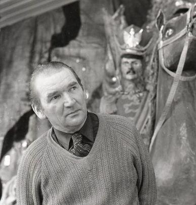 Marian Kołodziej, 1975; zdj. Muzeum Narodowe w Gdańsku