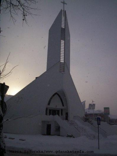 Kościół pw. św. Teresy Benedykty