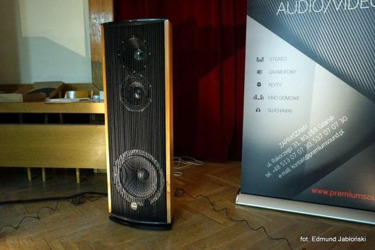 Kolumny Ubig Audio