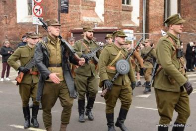Defilada Pamięci Żołnierzy Niezłomnych
