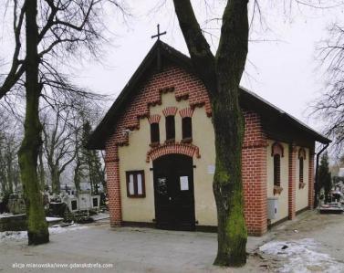 Kapliczka z 1916 roku