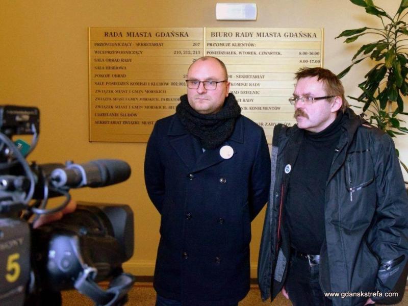 Gdańscy aktywiści krytykują miejski portal