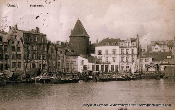 Baszta Łabędź, Rybackie Pobrzeże