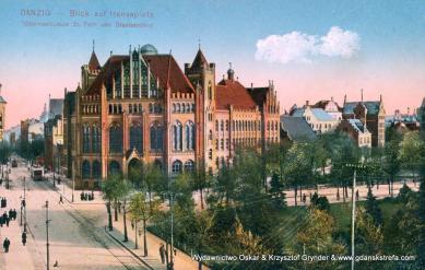 Dawna szkoła realna św. Piotra i Archiwum Państwowe (Staatsarchiv)