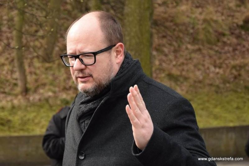 Paweł Adamowicz - prezydent Gdańska