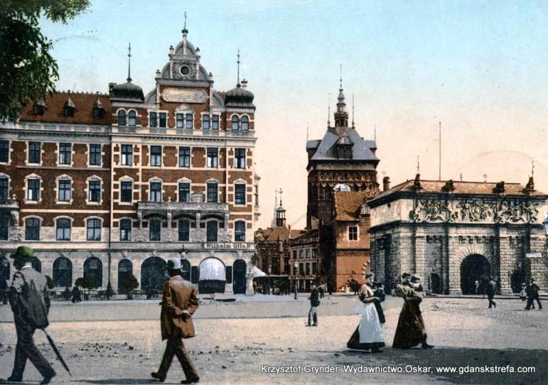 Najdroższy i najelegantszy hotel w mieście nad Motławą