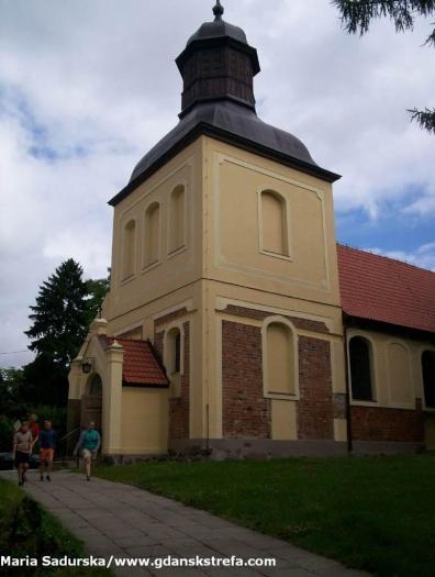 Kościół św. Jakuba w Oliweie
