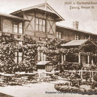 Hotel przy Bramie Żuławskiej