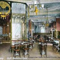 Kawiarnia w hotelu Deutsches Haus