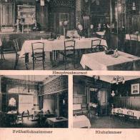 Hotel Kronprinz na Garncarskiej