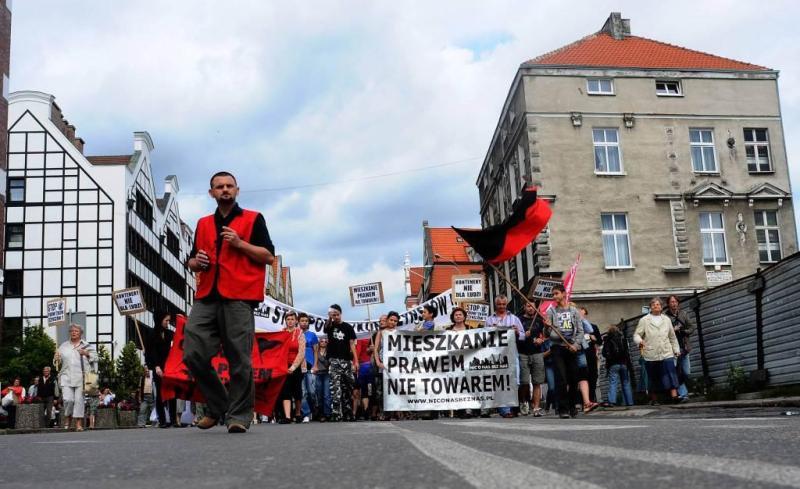 Marsz Pustych Garnków fot. NONBN