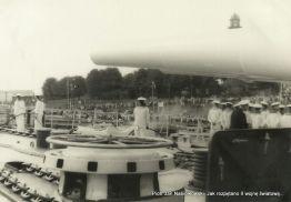 25 sierpnia 1939 r. Te działa Schleswiga- Holsteina następnego dnia miały rozpocząć wojne ostrzałem Westerplatte.