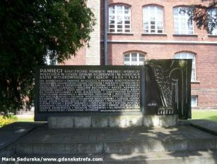 Pomnik pamięci pomordowanych nauczycieli