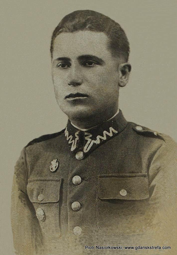 Ostatnia fotografia bombardiera Stefana Nasiołkowskiego