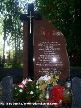 Pomnik pamięci ofiar Marszu Śmierci