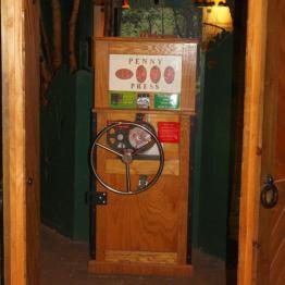 automat 'prasujący' pensy