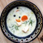 Lehikeitto fińska zupa łososiowa