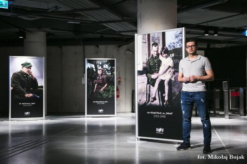 Wyjątkowe fotografie w Muzeum II Wojny Światowej