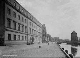 Urząd Celny, 1938 r., Szafarnia 11
