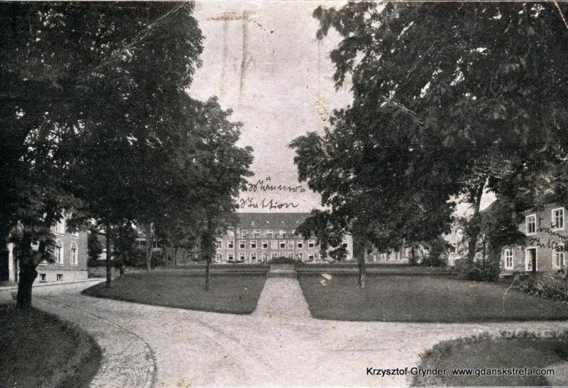 Instytut w Jankowie 1927 r.