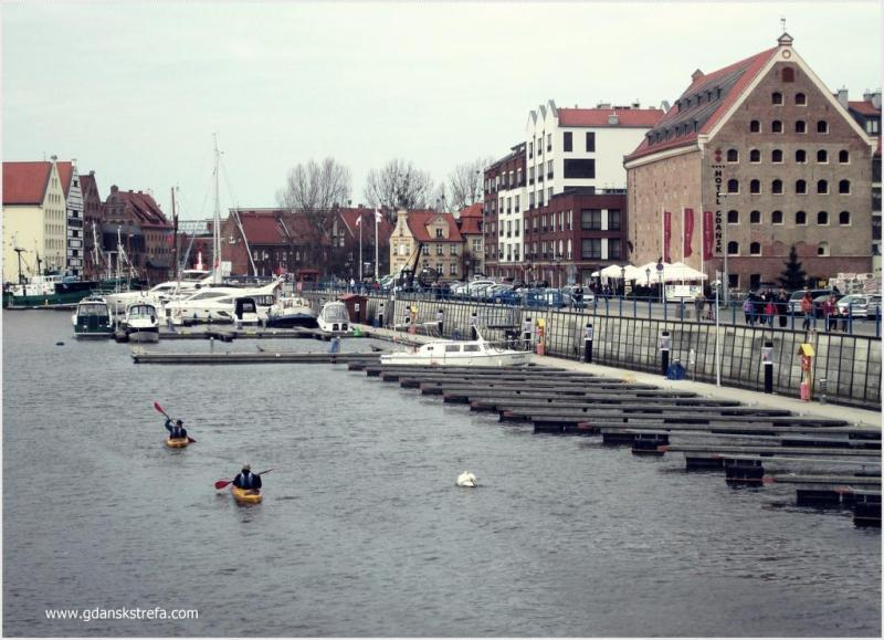 hotel Gdańsk ul. Szafarnia 9