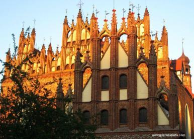 wietrzniki kościoła św. Trójcy