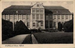 Pałac Opatów w 1941 r.