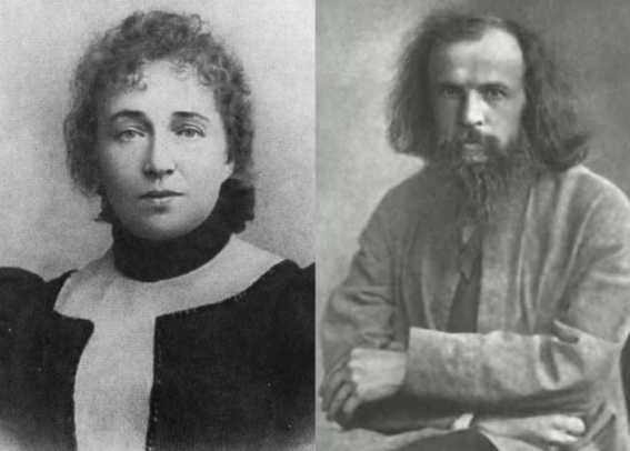 Mendelejew i Popowa